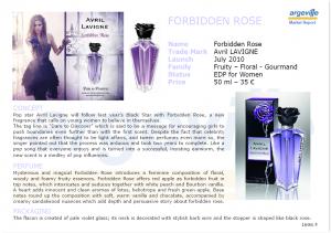 f rose